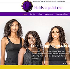 Hairisonpoint.com